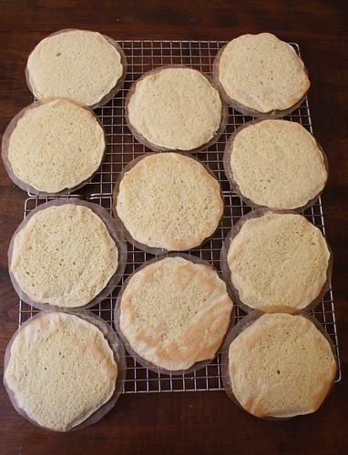 Dobos Torte Layers