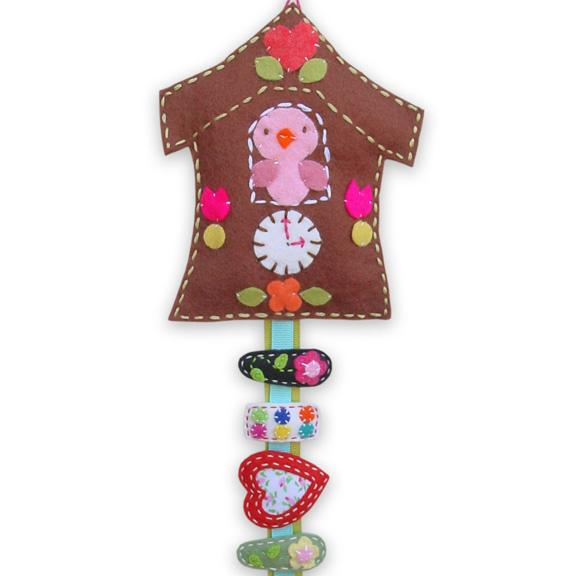 Cuckoo-Clock-Hair-Clip-Holder-zoom