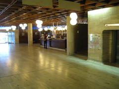 Hotel Kyjev Bratislava entrance hall