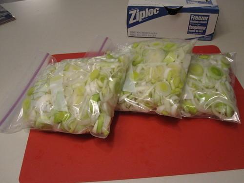 Freezer-ready!