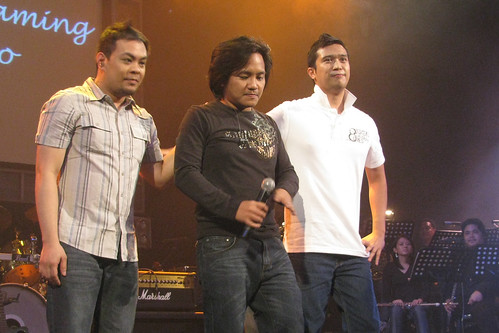 Jal, Ebe and Kaka in Sugarfree Dekada