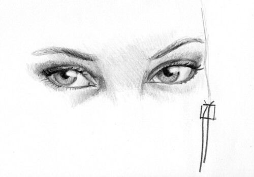 woman eyes 03 - ojos de mujer 03