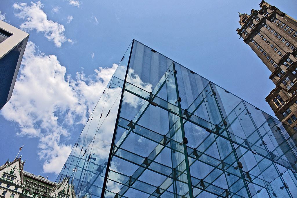 NY Apple Store