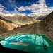 On the tajik roads