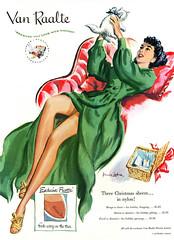 kitty (x-ray delta one) Tags: sexy modern vintage magazine ads advertising underwear suburban ad suburbia retro nostalgia 1940s 1950s americana 1960s atomic populuxe housewife coldwar tommorowland magazineillustration