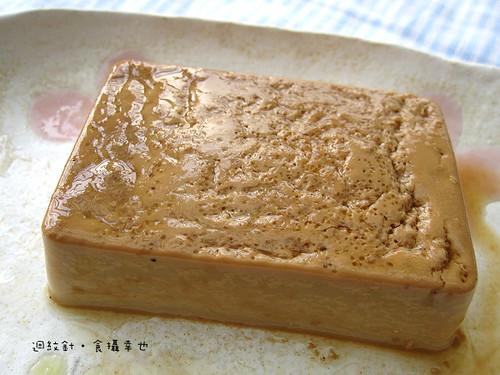 紅磚布丁桂圓黑糖口味