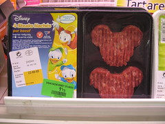 Disney Burgers (Z303) Tags: food shopping disney meat burgers branding
