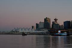 Canada Place (TylerIngram) Tags: vancouver nightime coalharbour longexposures
