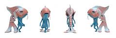 custom koibito (nael.) Tags: fish toy paint horus custom yamamoto munkyking koibito nael yoskayyamamoto