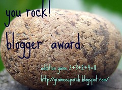 you rock award
