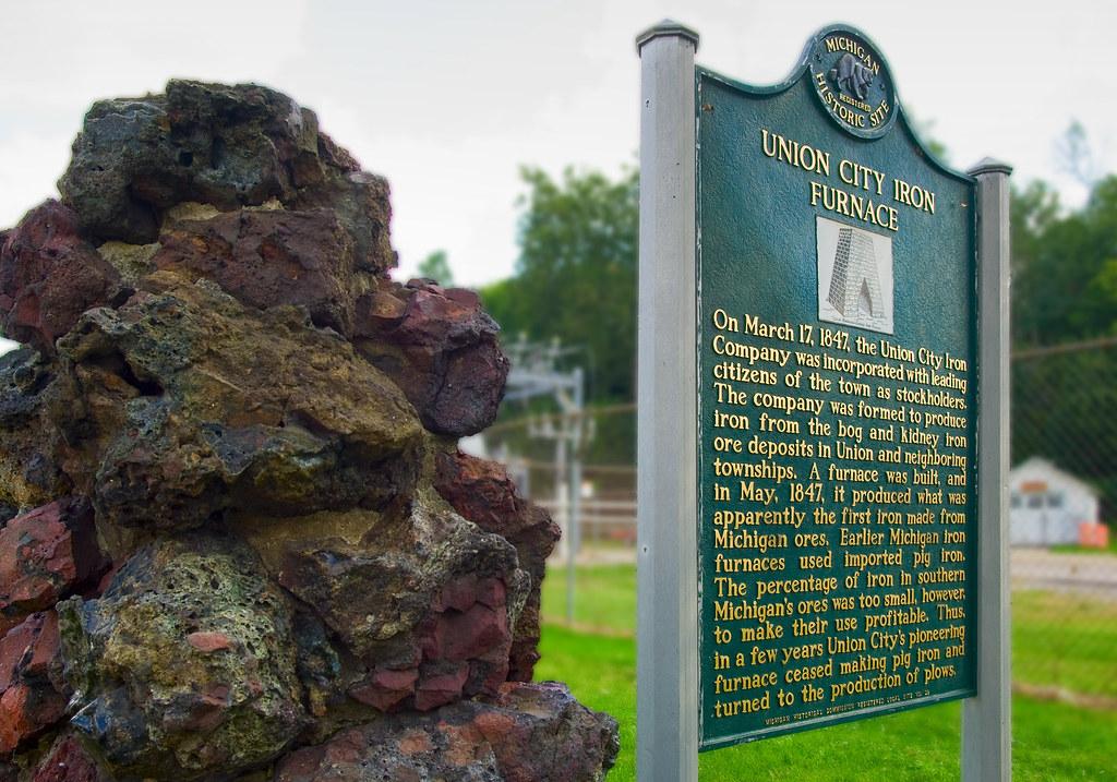 Union City Iron Furnace
