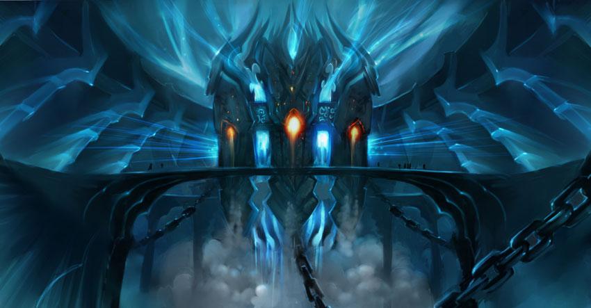 icecrown citadel 3.3