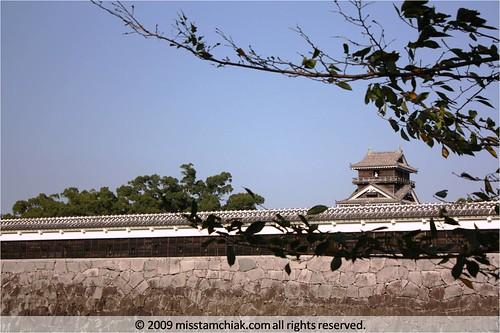 Kumamoto Castle 3