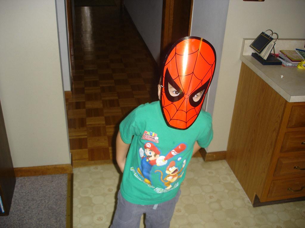 Spider-Mason