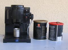 Espressomaschine (raymond_zoller) Tags: coffee café canon kaffee espresso coffeemachine kawa кофе espressomaschine кофеварка эспрессо raymondzoller