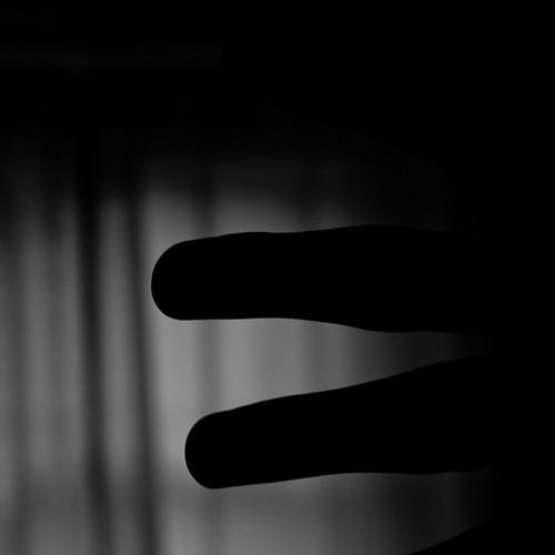 Hand & Black