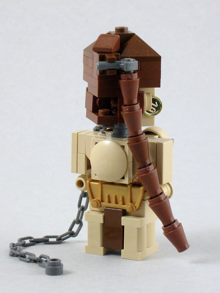 CubeDude princesa Leia Star Wars