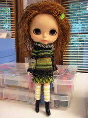 Of course, Eliza is going to BlytheCon too!