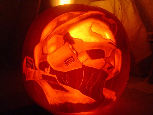 calabaza master chief