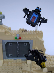 Space 4 (Rogue Bantha) Tags: classic lego space micro neo blacktron spacepolice futuron neospace