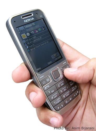 Cellphone use