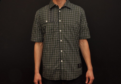 West Short Sleeve button shirt
