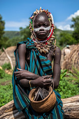 little boy with his face painted and shell necklace around the neck of the Mursi tribe, Lower Omo Valley-Ethiopia. (anthony pappone photography) Tags: africa travel boy portrait baby colors kids barn rural canon children photography nationalpark colours photographer village child faces bambini expression retrato african picture culture porträt portraiture childrens afrika omovalley enfants ethiopia tribe ritratto mursi reportage photograher afrique tradicion eastafrica äthiopien phototravel etiopia etnic 非洲 ethiopie 部落 etiope アフリカ etnica etnologia afryka エチオピア losniños etiopija mursitribe 아프리카 людей éthiopie etiopien etiópia 埃塞俄比亞 etiopi أفريقيا эфиопия 에티오피아 أثيوبيا 부족 племя eos5dmarkii мурси 部族 अफ्रीका childrenbestphotos ムルシの人々 穆爾西人