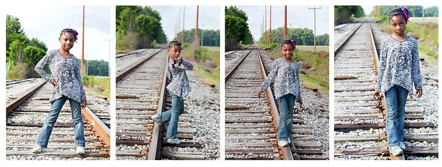railroad girl