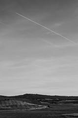 Paisaje vertical b/n (JNacher) Tags: paisaje landscape blancoynegro blackandwhite vertical arcas cuenca castillalamancha españa spain nikon d5100 50mm18