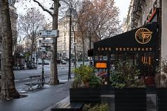 Morning in Paris (Ralph Rozema) Tags: ralphrozemaphotography grandsboulevards montmartre paris france street restaurant indianacafe