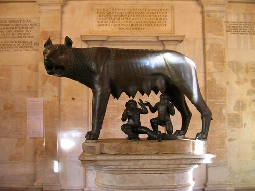 Capitoline Wolf.