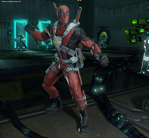 Deadpool Marvel Ultimate Alliance 2