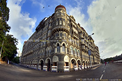 The Taj Mahal Palace, Mumbai - India (Humayunn N A Peerzaada) Tags: morning india lens model photographer fisheye tokina actor maharashtra mumbai hdr humayun d90 tokinalens peerzada tokinafisheye nikond90 humayunn peerzaada humayoon wwwhumayooncom humayunnapeerzaada thetajmahalpalacetower thetajmahalpalaceandtower tokinafisheyelens thetajmahalpalace nikond90clubasia humayunnnapeezaada 10to17mmf3545