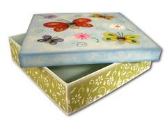 Caixa Borboletas (Minhas Crias) Tags: artesanato mdf decoupage trabalhosmanuais