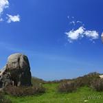 Argimusco di Montalbano Elicona (ME) - Menhir Femmina e Maschio (6 pics inside)