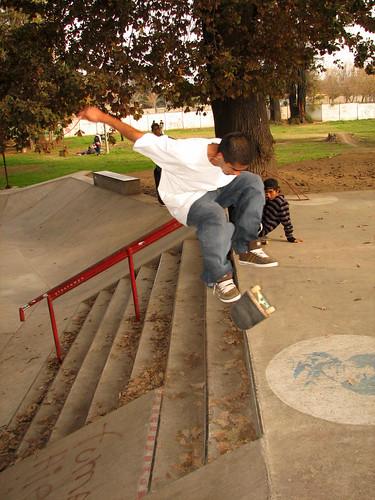 Nollie flip 3