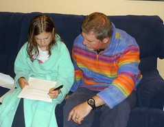 May 24 - Parenting (Rog42) Tags: homework twitter365 rog42 13lislecourt amanzilawrence