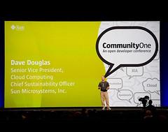 OpenSolaris la estrella de CommunityOne