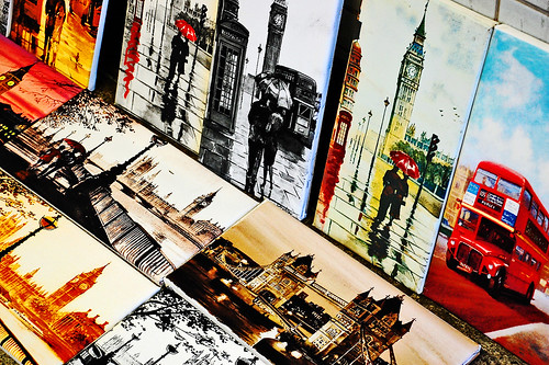 The Art of London / Ian Miller