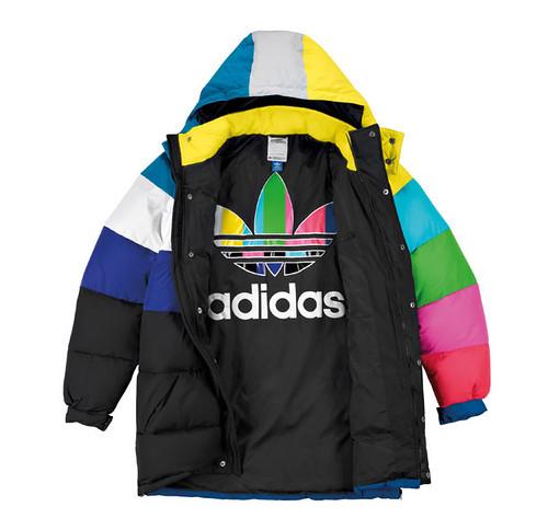 Adidas testbeeld