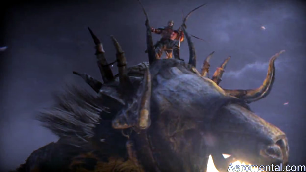 Dante's Inferno cuernos