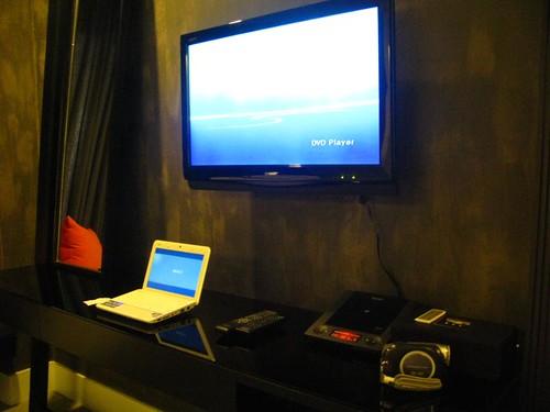 住的酒店~Room@ silom Bangkok