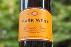 Mark West Pinot Noir 2007 Wine