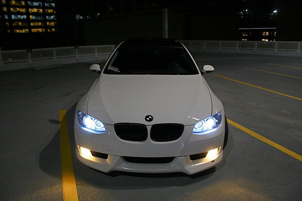 Xenon Lights Bmw