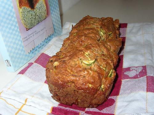 cake salato zucchine