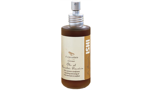 Ishi Gianduja Chocolate Body Oil