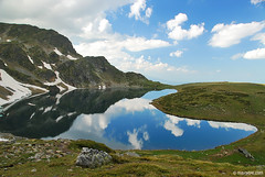 , Rila mountain, Bulgaria , (.:: Maya ::.) Tags: mountain green eye nature landscape maya outdoor hiking lakes bulgaria rila seven bulgarie hobbie bulgarien      mayaeyecom mayakarkalicheva  wwwmayaeyecom