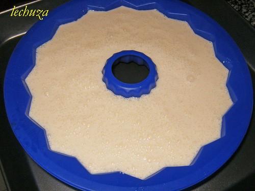 Pastel de queso-en molde