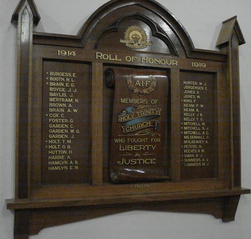 Stratford Anglican Church