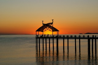 Fishing Jetty, Townsville Strand